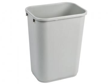 Papelera de Basura Rubbermaid Gris (39 litros) FG295700GRAY