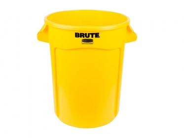 Contenedor Brute® Rubbermaid 121 litros FG263200YEL Amarillo