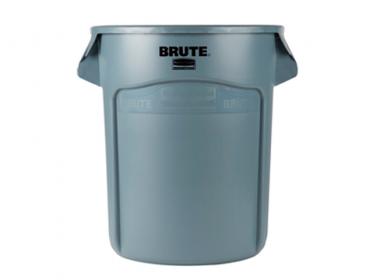 Contenedor Brute® Rubbermaid 76 Litros FG262000GRAY Gris