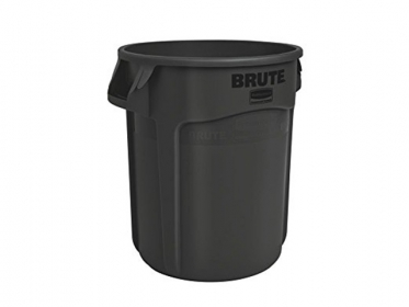 Contenedor Brute® Rubbermaid 121 litros FG264300BLA Negro