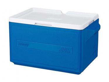 Nevera Plástica Portátil 33 Litros 35 Qt Azul Coleman 3000000480