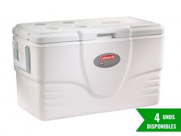 Nevera Marina Xtreme® 66 Litros 70 Qt Blanco Coleman 6270A798
