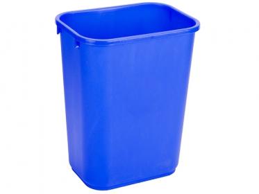 Papelera de Basura Rubbermaid Azul (39 litros) FG295773BLUE
