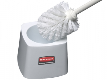 Cepillo y Base para Baño (Churrusco de Baño) Rubbermaid FG631000WTH