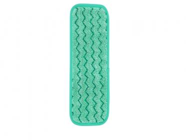 Mopa Plana Microfibra HYGEN™ 47 Cm Trapeado Seco Rubbermaid FGQ41200GR00