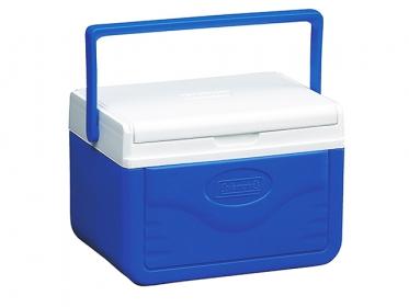 Nevera Plastica Portatil 4.7 Litros 5 Qt Azul Coleman 5205A758G