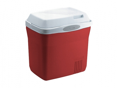 Nevera Plástica Portátil 18.9 Litros (20Qt) Rojo Rubbermaid 2A27RED