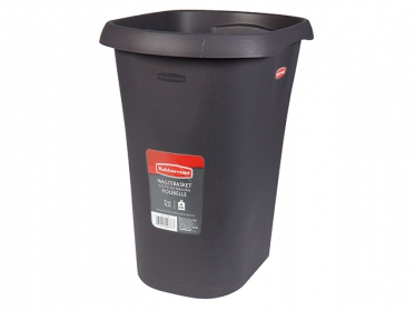 Papelera Tipo Escritorio12 Litros Marron Rubbermaid 5L51