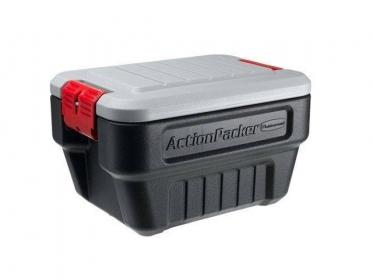 Caja de Almacenamiento ActionPacker® (8 Galones) Rubbermaid 1170