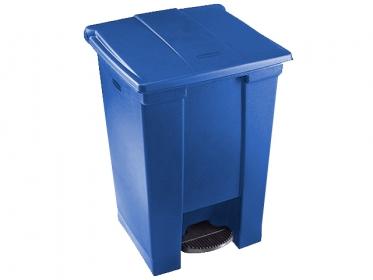 Papelera de Pedal 45 Lts Azul Rubbermaid 1829416