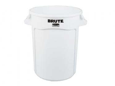 Contenedor Brute® Rubbermaid 121 litros FG263200WTH Blanco