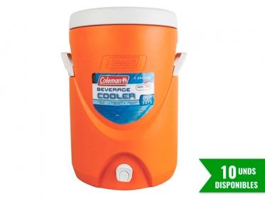 Termo 5 Gl (18 lt) Naranja Coleman 3000000733