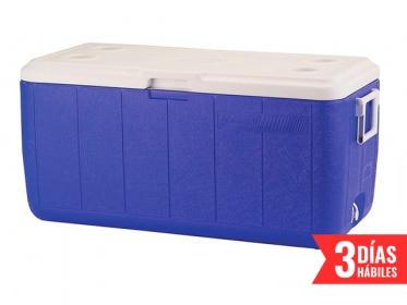 Nevera Plástica Portátil 94.6 Litros 100 Qt Azul Coleman 3000000187