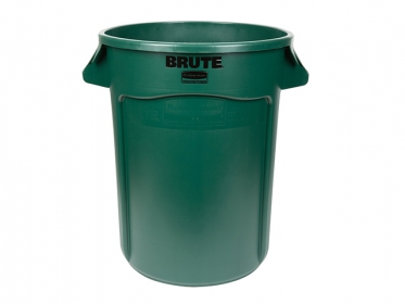 Contenedor Brute® Rubbermaid 121 Litros  FG263200GRN Verde