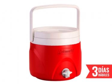Termo 2 Gl (7.5 lt) Color Rojo Coleman 3000000730