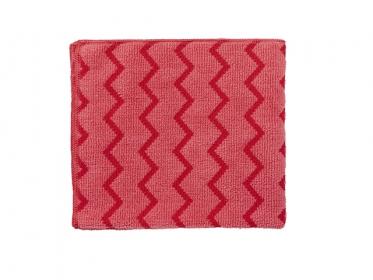 Paño de Microfibra Rojo HYGEN™ Rubbermaid FGQ62000RD00