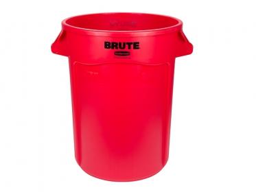 Contenedor Brute® Rubbermaid 121 litros FG263200RED Rojo
