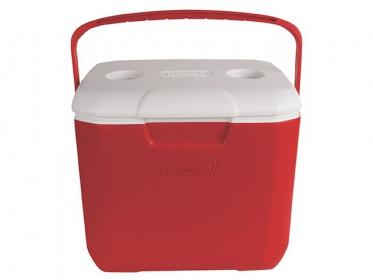 Nevera Plastica Portatil 28.3 Litros 30 Qt Rojo Coleman 3000002001