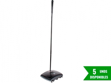 Rubbermaid FG421388BLA Barredora Mecánica Sweeper Doble Acción